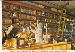 Canada Calgary Botsford Harness Shop & Hardware Heritage Par