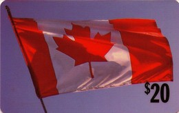 TARJETA TELEFONICA DE CANADA (842) - Canada