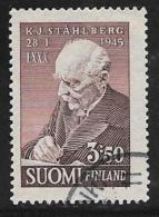 Finland, Scott # 246 Used Stahlberg, 1945 - Finland
