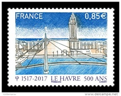 France 2017 Mih. 6804 Le Havre City. Bridge MNH ** - France