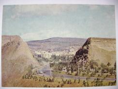 Georgia (Soviet Union): TBILISI Vacke-Saburtalo Way, La Route Vace-Sabourtalo, Autobahn Wake-Saburtalo - Unused, 1965 - Georgia