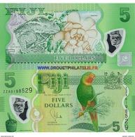 Fidji- Pk N° 115- Billet De 5 Dollars - Fidji
