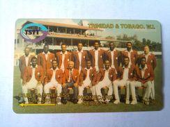 Trinidad 71CTTB Soccer Squad $20 - Trinité & Tobago