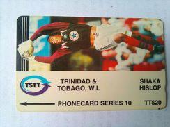 Trinidad 71CTTE Shaka Hislop $20 - Trinidad & Tobago
