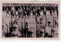 Hitler E Mussolini  A Monaco Maggio 1938  G300 - Personaggi
