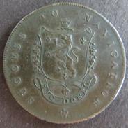 Münze Großbritannien 1793 - Half Penny Token Manchester Success To Navigation Ss - Ohne Zuordnung