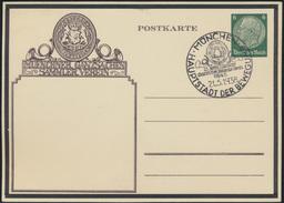 Deutsches Reich Privatganzsache PP 127 B 10 02 München Sammler Verein SST Haupt- - Deutschland