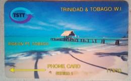 Trinidad 3CTTB Pigeon Pt $30 - Trinidad & Tobago