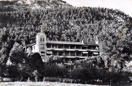 Thorenc  En 1952 - Sanatorium Du Clergé De France - Francia