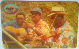 Trinidad 180CTTA Tobago Heritage $60 - Trinidad & Tobago