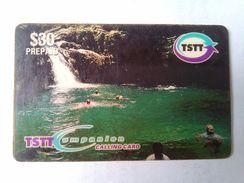Trinidad Remote $30 Waterfalls - Trinidad En Tobago