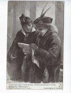 CPA Patriotique Guerre 1914 1918 La Seule Mode Le Bonnet De Police Croix Rouge Française Illustrateur Sabattier - Guerre 1914-18