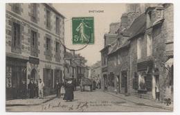 22 COTES D'ARMOR - GUINGAMP Rue Saint-Michel - Guingamp