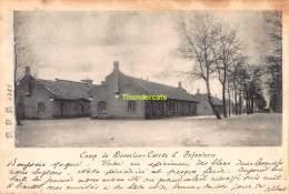 CPA CAMP DE BEVERLOO CARRES D'INFANTERIE - Leopoldsburg (Kamp Van Beverloo)