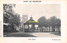 CPA CAMP DE BEVERLOO IMP. GOOSSENS MAHIEU - Leopoldsburg (Kamp Van Beverloo)