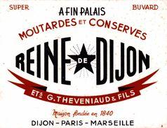 MOUTARDE REINE DE DIJON - Mostard