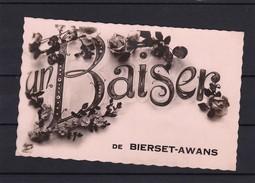 UN BAISER DE BIERSET AWANS - Awans