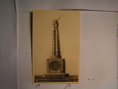 Poelcapelle - Monument Guynemer - Langemark-Poelkapelle