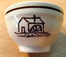 TASSE OU MINI BOL MULINO BIANCO 89 ( MOULIN ) - Cups