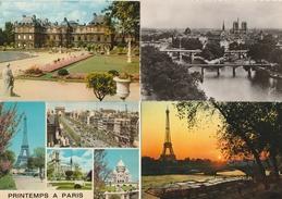 17 / 9 / 430  -  LOT  DE  500  CPM ( Grands Modèles  Neuves )   - DE  PARIS  À  21 EUROS,50  + 8  EUROS,50  DE  PORT - Cartes Postales