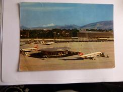 AIRPORT / FLUGHAFEN / AEROPORT    GENEVE COINTRAIN - Aerodrome