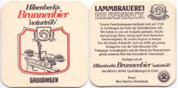 #D164-049 Viltje Gruibinger - Bierdeckel