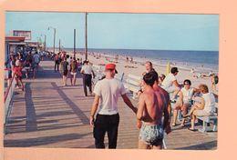 Cpa  Cartes Postales Ancienne - Carolina Beach - Carolina Beach