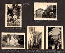 Page De 13 Photos Originales Haute-Savoie, Annecy (74000), Quai De L'Ile, Remparts, Lac, Passage République, Sévrier - Lieux