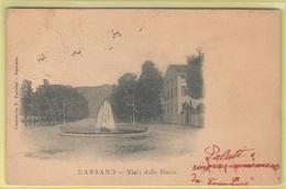 Bassano Vicenza Viale Delle Fosse Cp 1900 - Vicenza