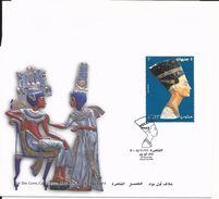 First Day Cover 22 Janvier 2004 -Queen Nefertiti - Egypt