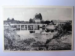 BELGIQUE - NAMUR - WANLIN - Le Pont Sur La Lesse Et Le Moulin - 1963 - Houyet