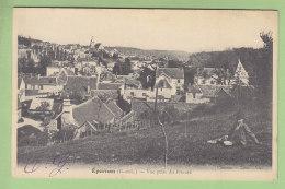 EPERNON : Vue Prise Du Prieuré. TBE. 2 Scans. Edition Chateau Tabac - Epernon