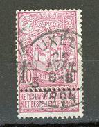BELGIQUE  DIVERS - N° Yvert  69 Obli. - 1894-1896 Exhibitions
