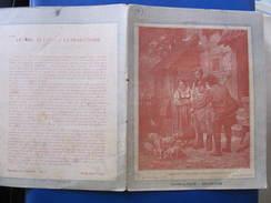 COUVERTURE CAHIER  - L'ACHAT DES PETITS PORCS - Librairie Valck Bar Sur Aube - H & Cie - Buvards, Protège-cahiers Illustrés