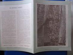 COUVERTURE CAHIER  - CHEMIN DE FER STATION DE RENO - Librairie Valck Bar Sur Aube - H & Cie - Buvards, Protège-cahiers Illustrés