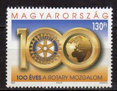 Hungary 2005 The 100th Anniversary Of The Rotary International .MNH - Unused Stamps