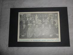 Origineel Knipsel ( 889 ) Uit Tijdschrift  :   Schaffen  1935 - Unclassified
