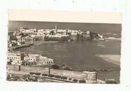Cp, MAROC , RABAT , La Pointe Des OUDAYAS ,voyagée 1957 , F.M. - Rabat