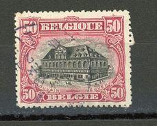BELGIQUE  DIVERS - N° Yvert 144 Obli - 1915-1920 Albert I