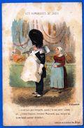 LES HUMORISTES DE JADIS H. DAUMIER 8 DECEMBRE 1923 - SUR MON SITE Serbon63 DES MILLIERS D'ARTICLE - Illustrateurs & Photographes