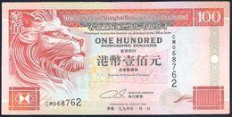 Hong Kong - 100 Dollars 1994 HSBC - P203a - Hong Kong