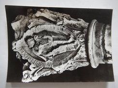 CPSM - CLUNY - CHAPITEAU DE L'ANCIENNE EGLISE ABBATIALE - LE TROISIEME TON DU PLAIN CHANT - PHOTO VERITABLE - R5843 - Cluny