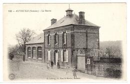 AUTHUILE - AUTHUILLE (80) - La Mairie - Ed. G. Lelong, Amiens - France