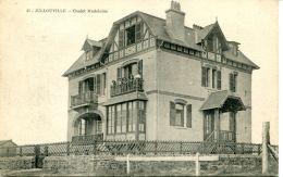 N°55810 -cpa Jullouville -chalet Madeleine- - Autres Communes