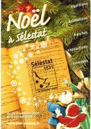 Sélestat - Noël  à Sélestat - Le Premier Sapin - Selestat