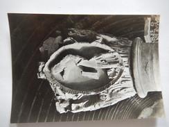 CPSM - CLUNY - ANCIENNE EGLISE ABBATIALE - 1er CHAPITEAU DES SAISONS DES VERTUS ET DES SCIENCE - PHOTO VERITABLE - R5852 - Cluny