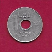 Indochine - 1 Centime - 1943 - Monnaies