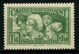 FRANCE -  YT 269 ** - TIMBRE NEUF ** - Neufs