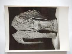 CPSM (69) - LYON - MUSEE HISTORIQUE DES TISSUS - POURPOINT DE CHARLES DE BLOIS - PHOTO VERITABLE - R5879 - Lyon