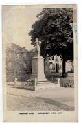 Hamme-Mille  Monument 1914-1918 - Beauvechain